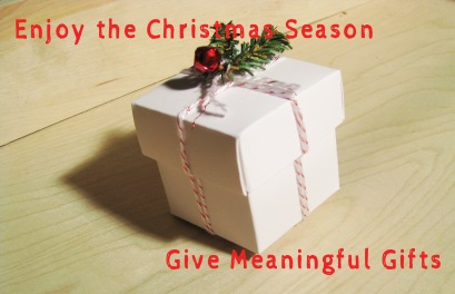 GiveMeaningfulGifts