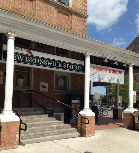 New Brunswick Station
